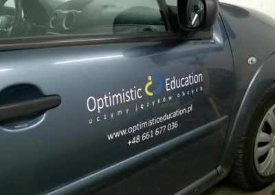 Optimistic Education