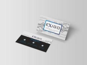 Wizytówka Exigo