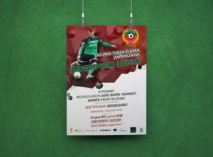 Plakat LKS Unia Turza