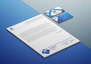 Papier firmowy PKwadrat