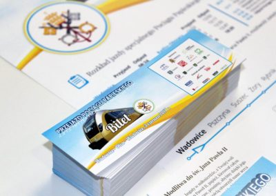 Bilety Pociąg Papieski