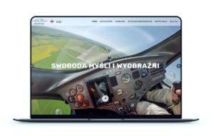 Realizacja - Strona lotynadkatowicami.pl