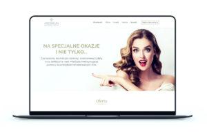 Realizacja - Strona mediderium.pl