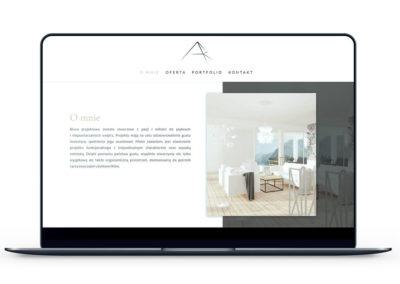 Realizacja - Strona ar-adamczyk.pl