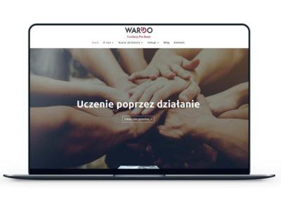 Realizacja - Strona waridoprobono.pl